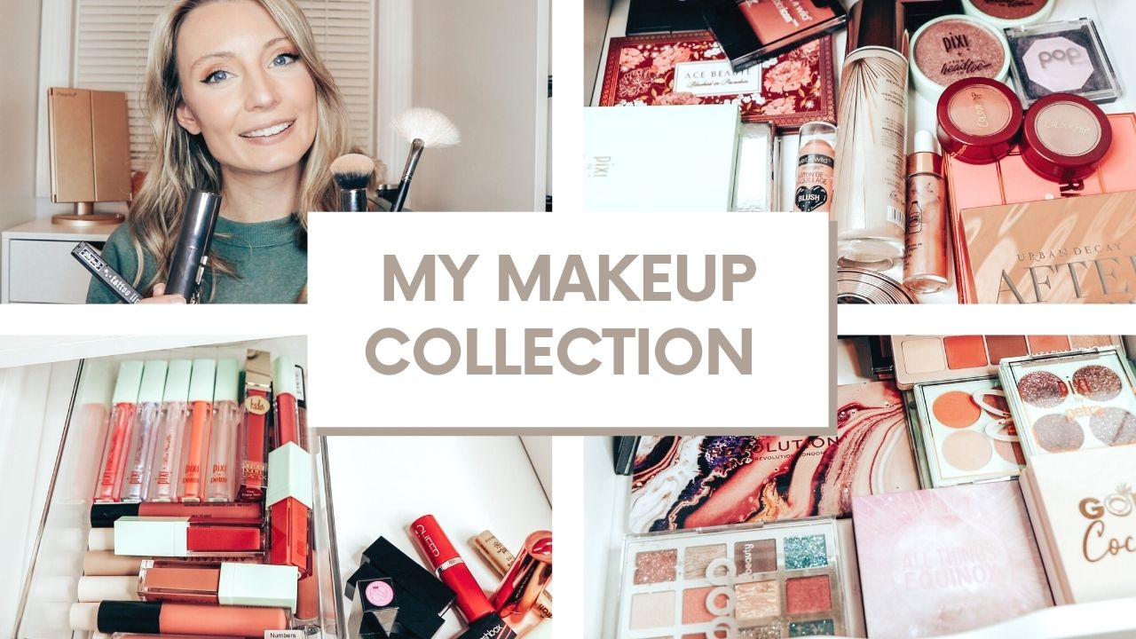 My Makeup Collection 2020 | Everything I Currently Own!