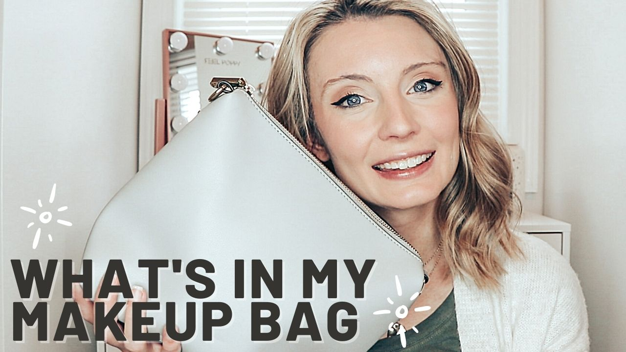 What's In My Makeup Bag? (My go-to makeup products!)