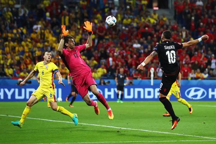 Romania Albania