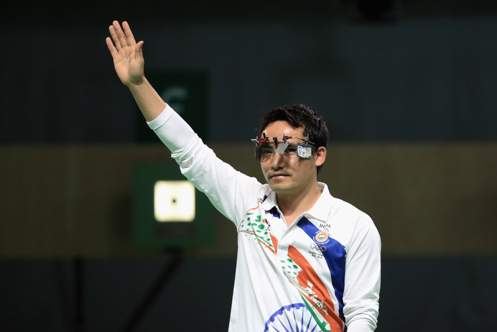 Jitu Rai Commonwealth Games UnBumf