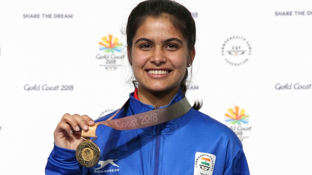 Manu Bhaker Commonwealth Games UnBumf