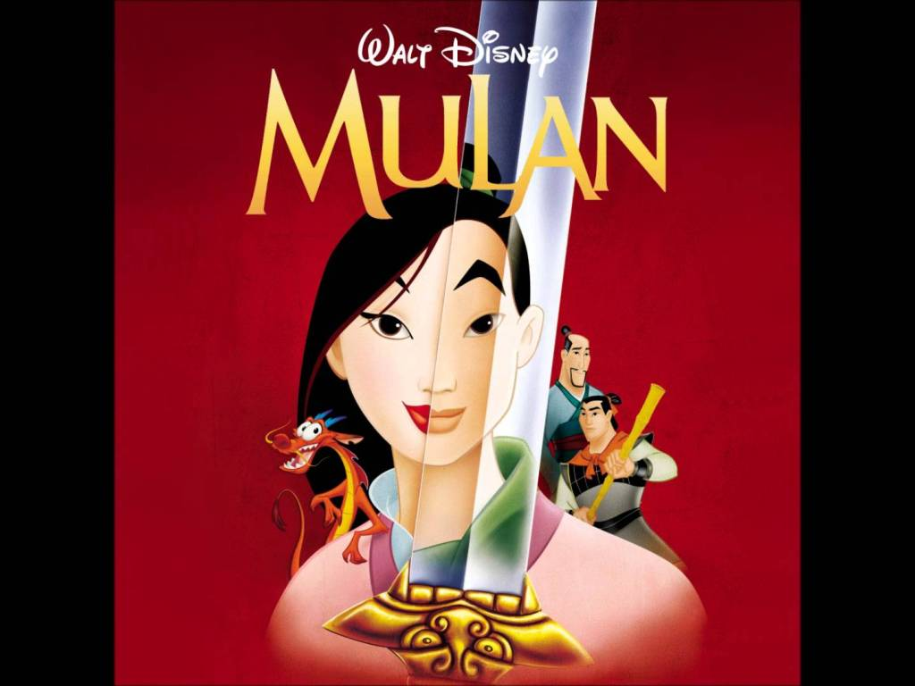 Mulan animated movies UnBumf