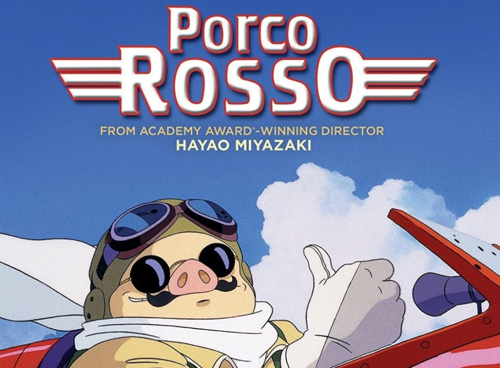 Porco Rosso animated movies UnBumf