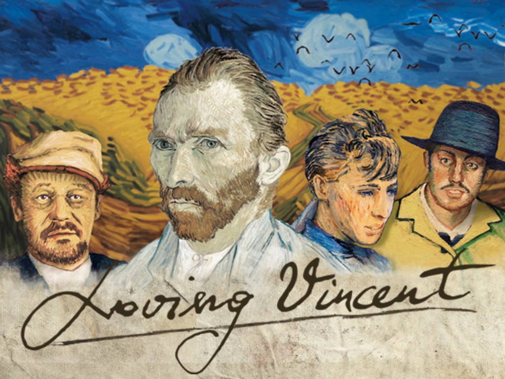 Loving Vincent animated movies UnBumf