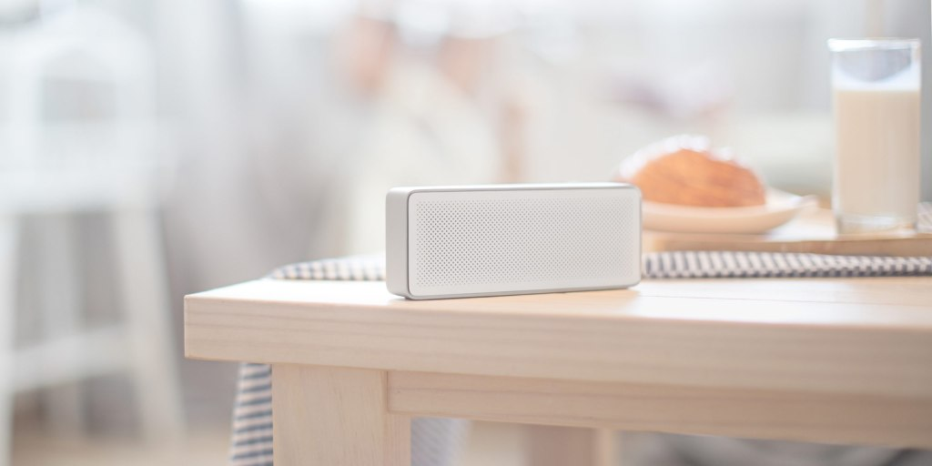 MI Bluetooth speakers UnBumf