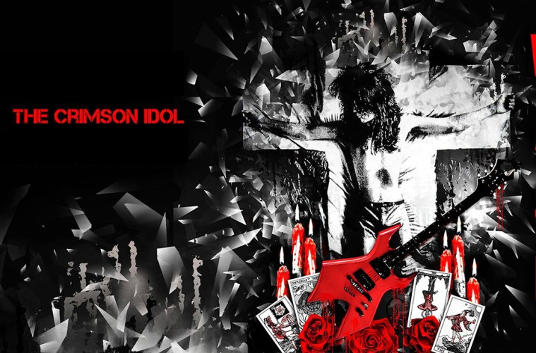 WASP The Crimson Idol Unbumf