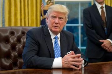 Donald Trump and probable impeachement_UnBumf