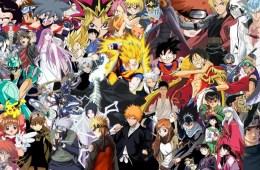 top 10 animes