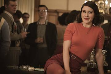 Marvelous Mrs. Maisel Season 2 Review_UnBumf