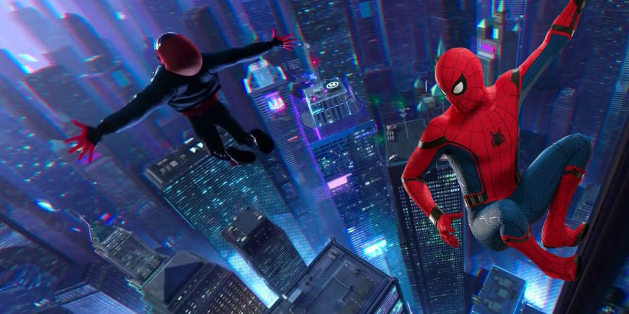 Spiderman: into the spider verse movie review_UnBumf