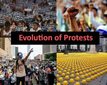 Protests Unbumf