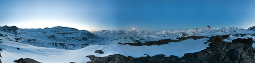 Reinstind in Jotunheimen National Park