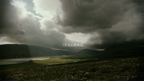 Iceland, 25 landcapes 2012
