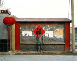 Liu-Bolin-Hiding-in-the-City_41-Notice-for-Making-Government-Affairs-Public-2006