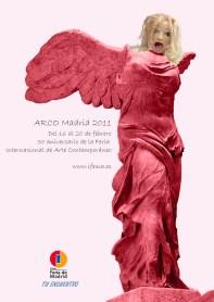 Proyecto de cartel para Arco. Madrid.