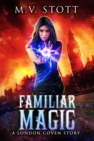 London Coven 1 dr2