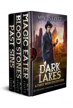 Dark Lakes 3-Book set