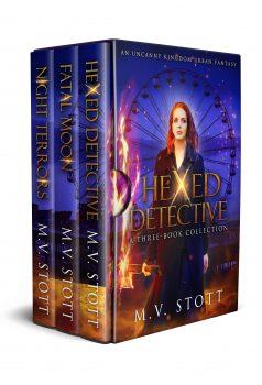 Hexed Detective 3-Book set