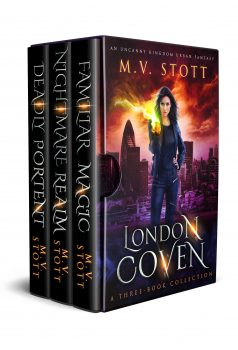 London Coven 3-Book set