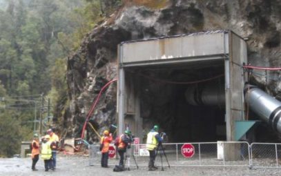 Pike River re-entry