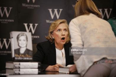 Hillary new Book