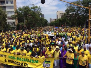 ANC-March