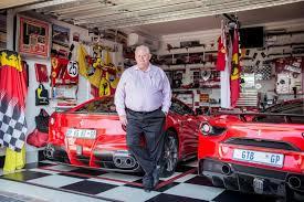 "OPINION: The Racist ""Whistleblower"" & His Ferraris"