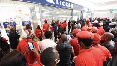 EFF Clicks protest