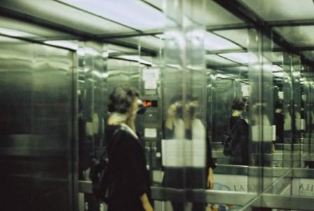 Lidija Raletic Elevator Uncertain Magazine