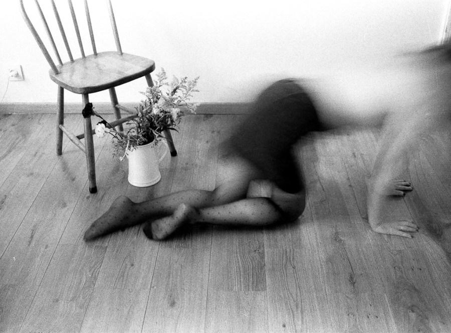 Eva Selesin The Escape Interview Uncertain Magazine Mes Jours Intimes