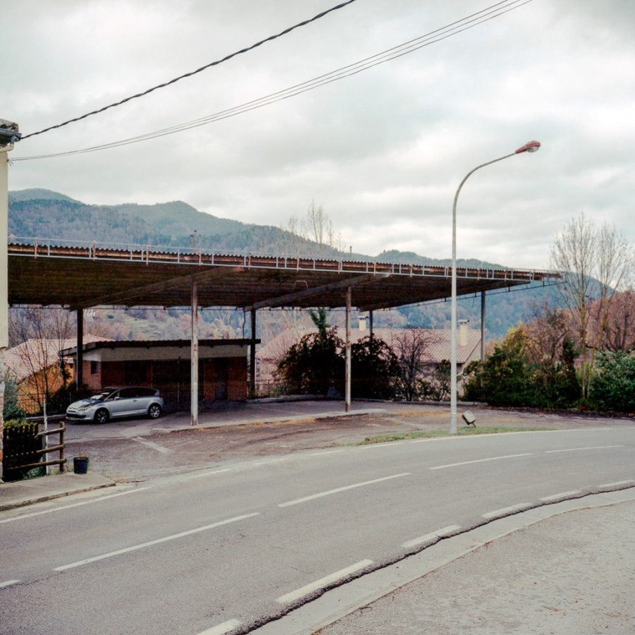 Xavier Aragones Twentysix Abandoned Catalan Gasoline Stations Uncertain Magazine