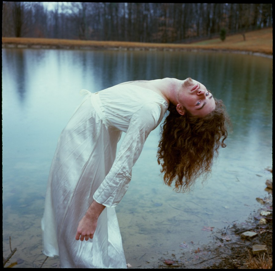 Andrew by Landon Yost Uncertain Magazine Film Photography