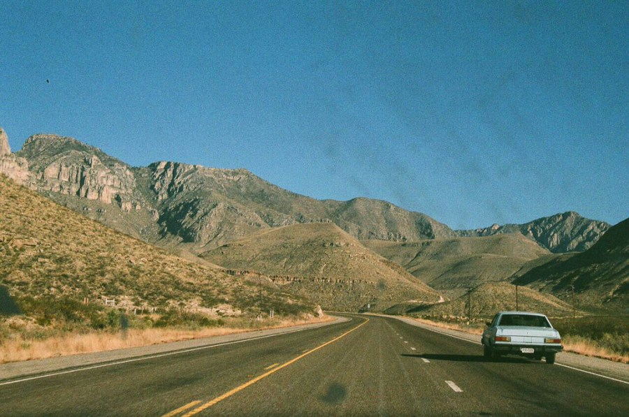 25 Morrisa Maltz The Unknown Country New Mexico Road (Winter 2018)