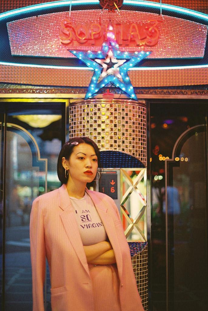 Ayu Watanabe Chungking Express Uncertain Magazine Film Photography