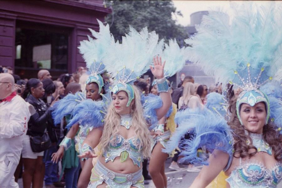 Petros Katradis Notting Hill Carnival Uncertain Magazine Film Photography