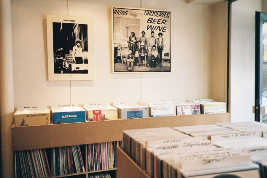 Heartbeat Vinyl Store Paris Uncertain Magazine Film Photography Pitchfork Music Festival (1)