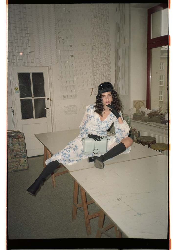 Anna Butenina Julia Borowiecka Uncertain Magazine Film Photography