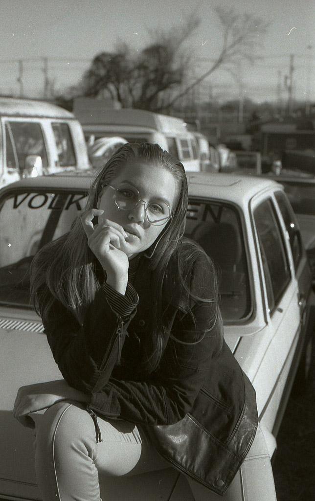Lauren Woods Ashley Rice Uncertain Magazine Film Photography