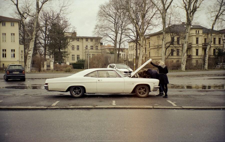 Mike Ioannidis Uncertain Magazine Film Photography