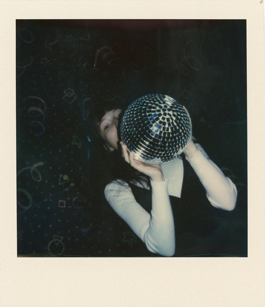 Bran Black Ashley Dowd Sad Disco Uncertain Magazine Film Photography