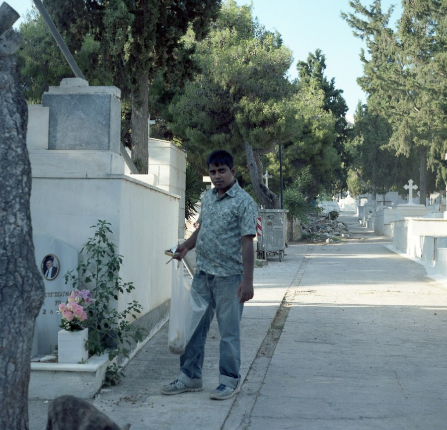 Spyros Papaspyrou Uncertain Magazine Film Photography