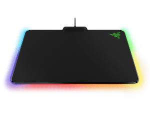 An LED mouse pad? For $60? Why not?