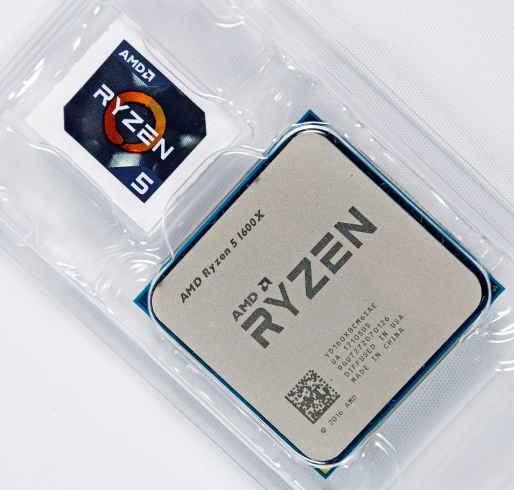 CPU of choice for the Ryzen 5 Gaming PC