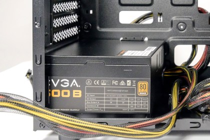 EVGA 600W PSU for Ryzen 5 Gaming PC