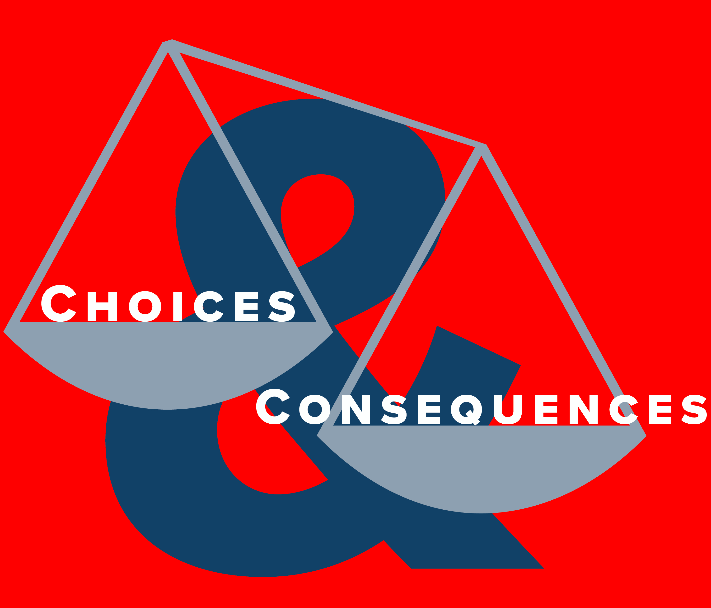 Choices And Consequences Loose Thoughts