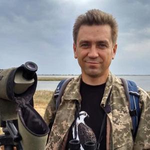 Олексій Гаврилюк, орнітологія, птахи
