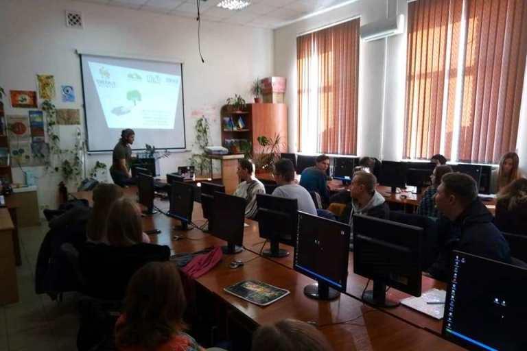 Друга лекція в рамках проекту RITA