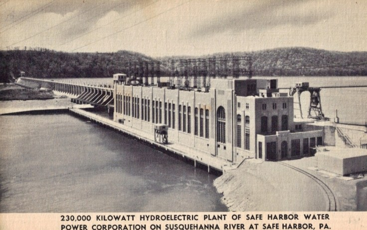 Safe Harbor Dam