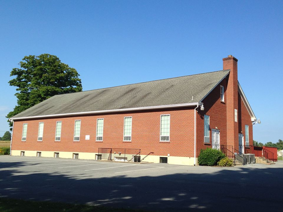 Byerland Mennonite Church today