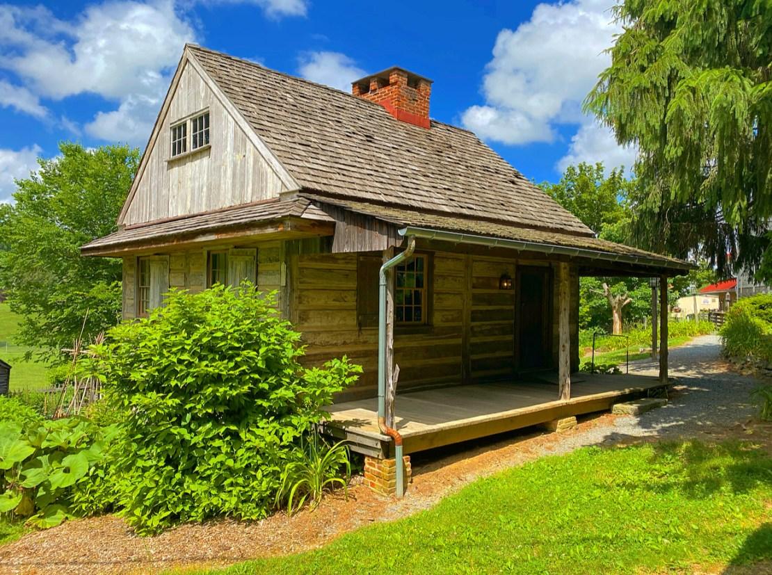 Steven Atkinson Log Cabin